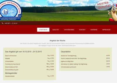 Anklamer Fleisch & Wurstwaren GmbH