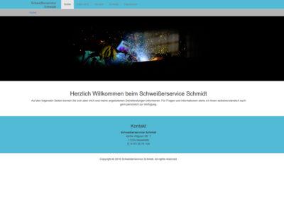 Schweißerservice Schmidt