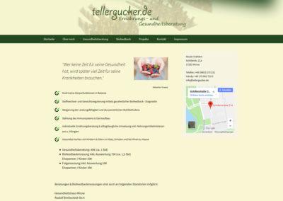 Tellergucker